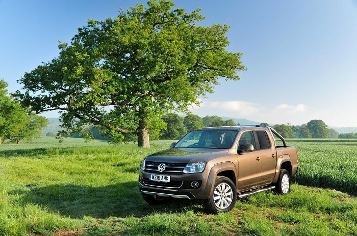 Never lose your way with Amarok summer offer