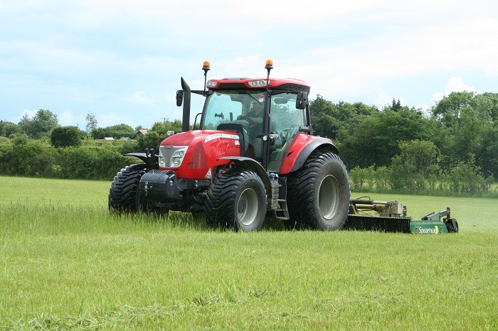 Mid-range McCormick tractors have a choice of new features