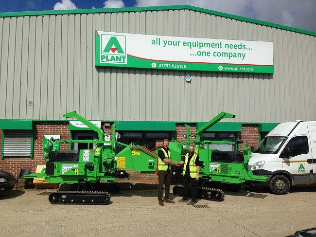 A-Plant invests in more GreenMech chippers