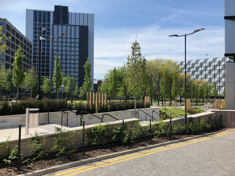 Green-tech helps project achieve BREEAM: Excellent rating