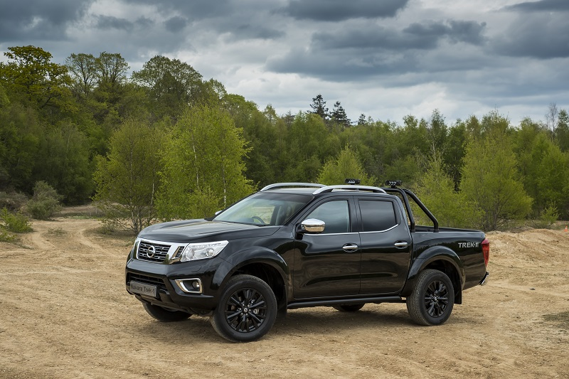 High-spec special version of award-winning pick-up on sale