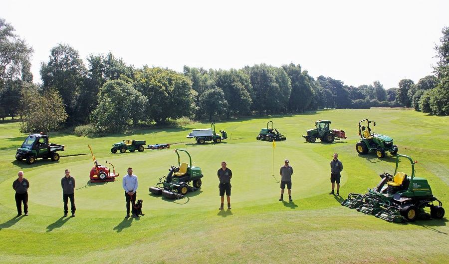 Municipal course maintains the highest standards