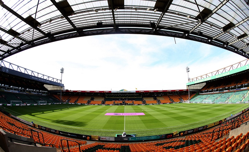 Johnsons Sports Seed delivers rapid establishment for Norwich FC