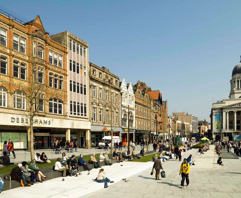 First Heritage Action Zones unveiled in £6m project