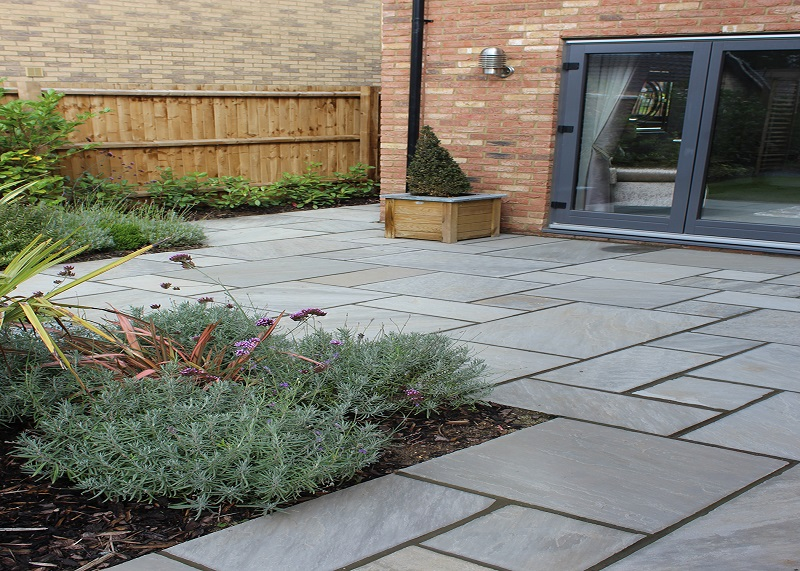 Natural Paving fits the bill for Anderson Group