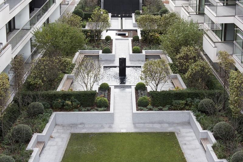Iconic London landmark development wins Grand Award for Maylim
