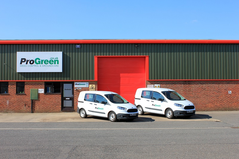 Expansion helps Progreen to maintain high quality services