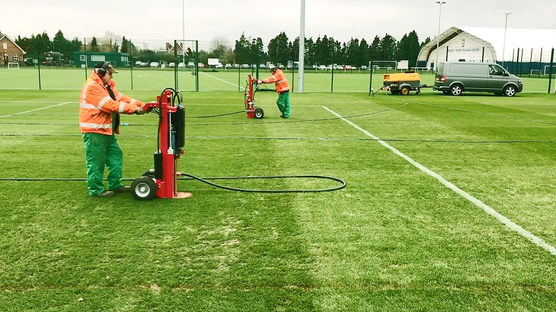 OxyShot successfully shatters compaction