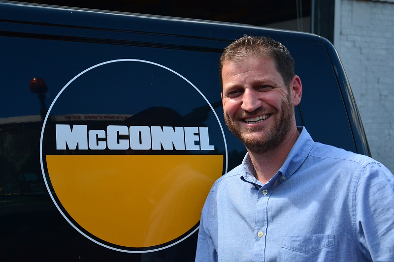 Key new appointment for McConnel