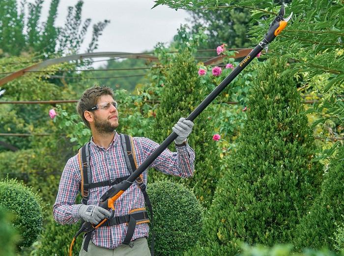Pellenc launch long-reach pruning shears