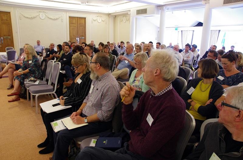 SoilsCon promotes sustainable soil practices