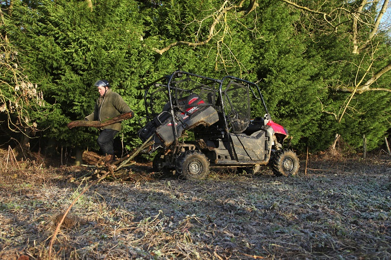 Honda's new Pioneer to star at Royal Highland Show