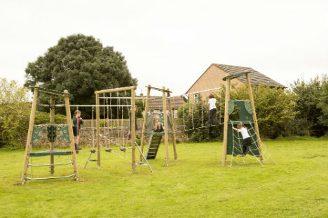 Playforce launches new Jungletops modular range