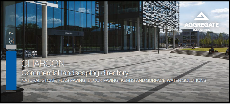 Charcon publishes new pocket commercial landscaping directory