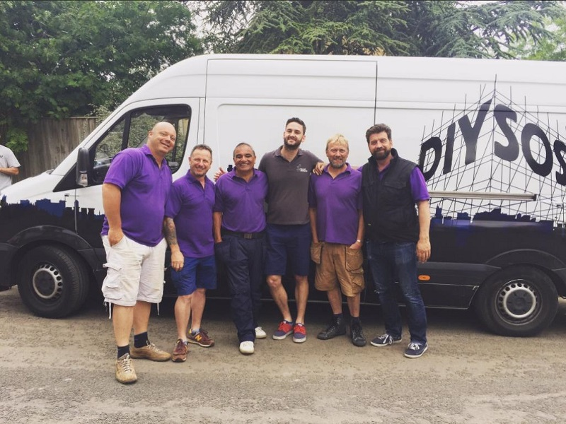 The Pot Company helps BBC's DIY SOS bring dream to life