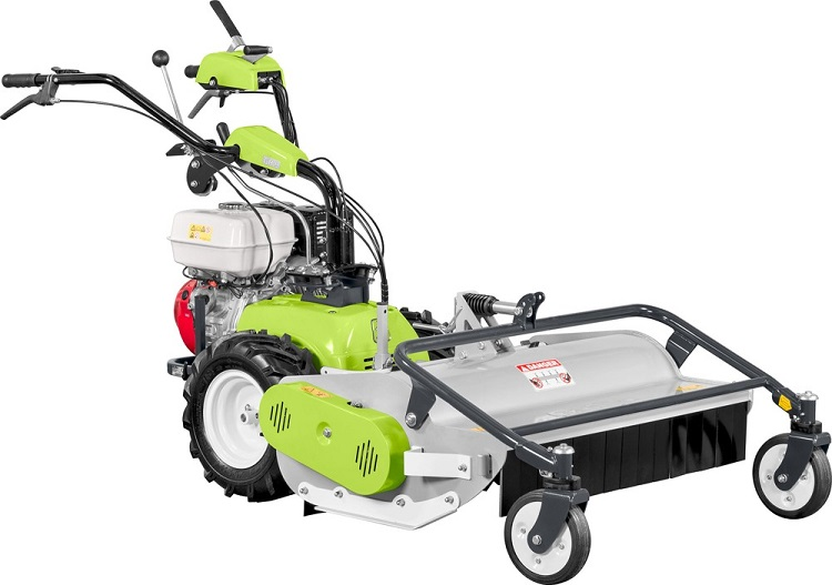 Grillo boasts extensive range of brushcutters