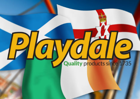 Playdale appoints new distributors