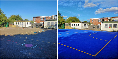 A Day in the Life of STM: Primary School Playgrounds, Corporate Golf Events and Gym Mats Galore!