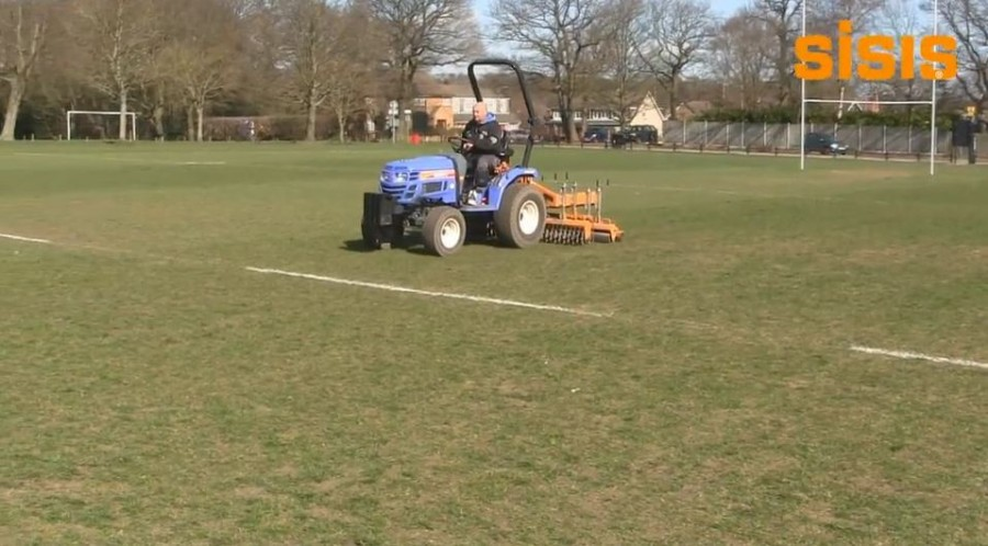 SISIS Quadraplay at Brentwood Rugby Football Club