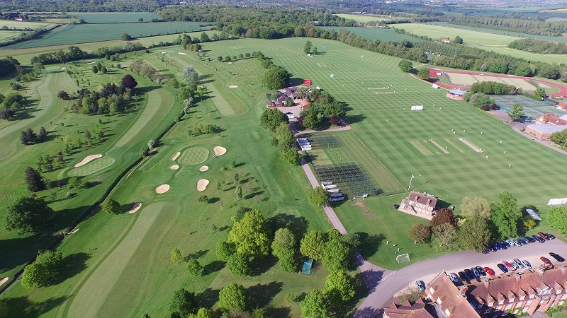 ICL fit for a king at Radley College