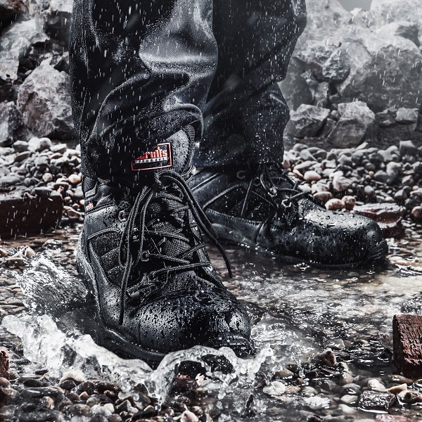 New Rapid safety boots to the rescue