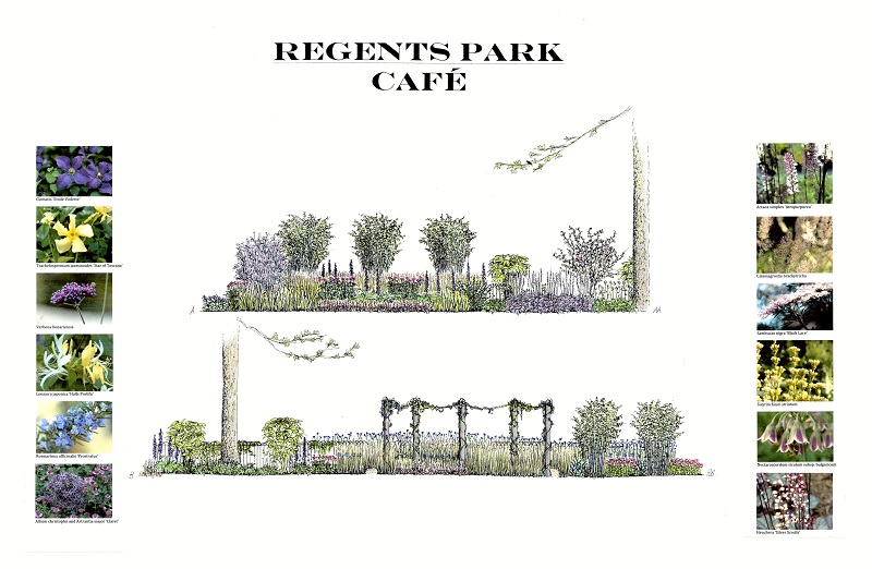 Provender Nurseries and Capel Manor College present wining design