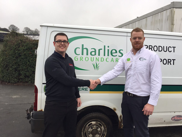 New signing for Charterhouse's dealership network