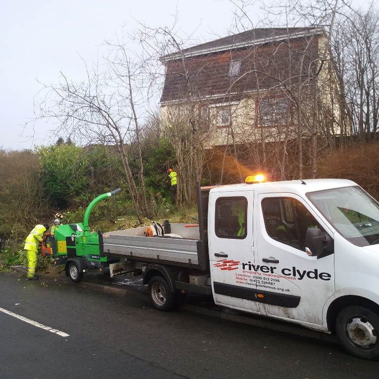 Contractors consider their Arborist 150 to be a cracking machine