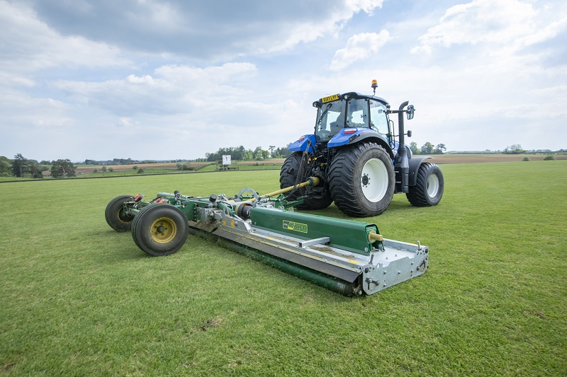 New 7.3m MAJOR Swift Rollermower to make its debut