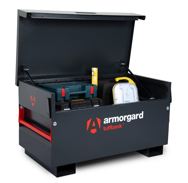 Armorgard arrives in strength at SALTEX