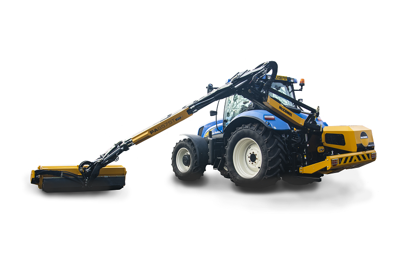 McConnel unveils new range of products at LAMMA 2019