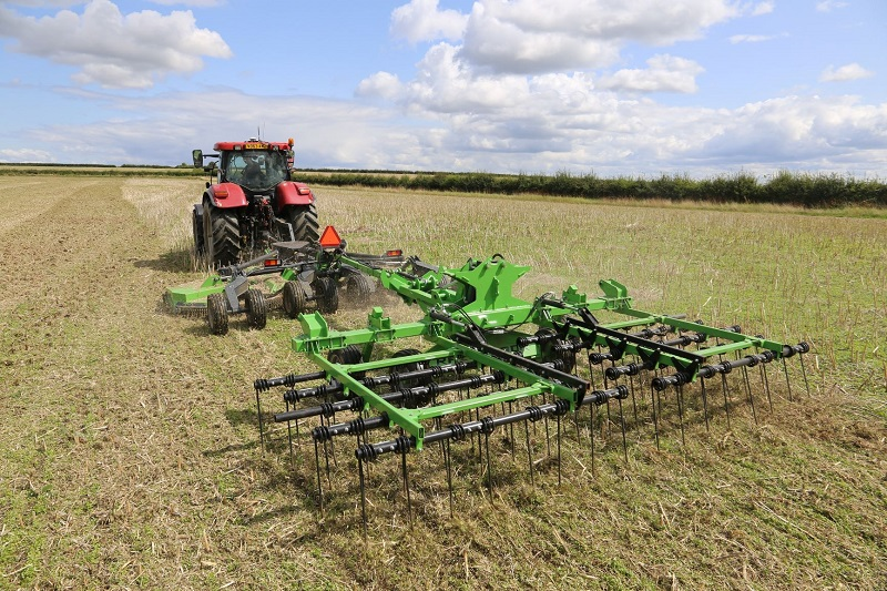 Double win for new Razorback Residue Management System