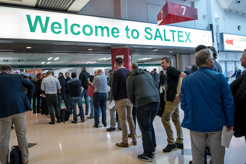 SALTEX attendance continues to grow