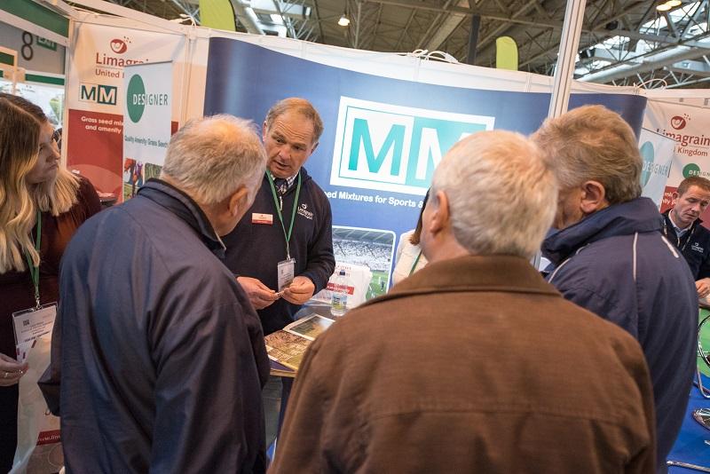 Market leading MM seed on display at SALTEX