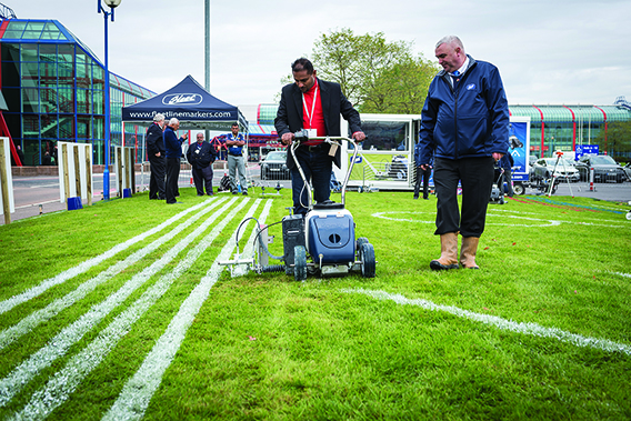 SALTEX 2018 is almost here and all roads once again lead to the NEC