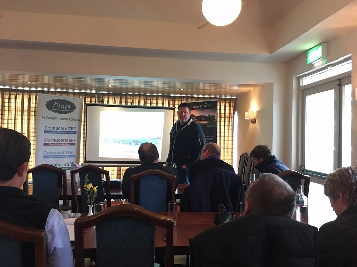 AQUA-AID Europe and ProGrass host industry days