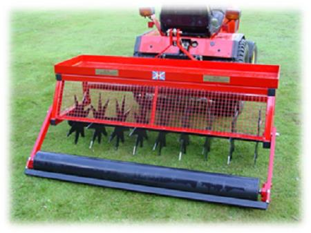 SCH to showcase D Turfcare System