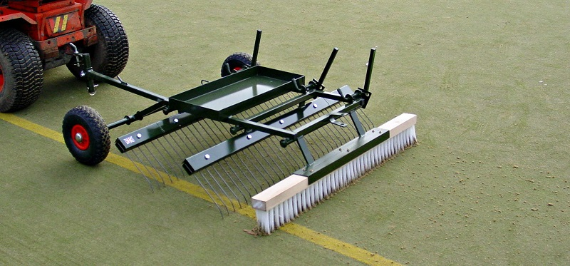 SCH provides a range of systems for artificial surfaces
