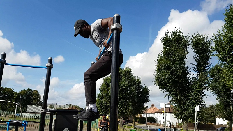 New Wicksteed outdoor gyms for London borough