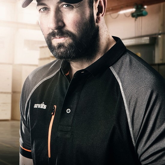 Stay on top form this summer with the Trade Active Polo
