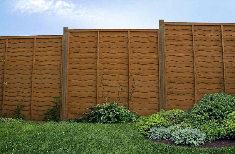 BSW unveils garden fence panel range
