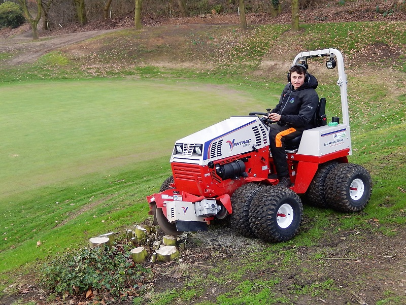 Versatility is the key for Sitwell Park GC