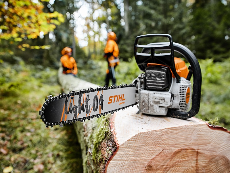 STIHL announces new bar and chain upgrades for 20% faster cutting performance