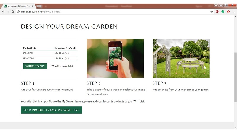 Grange launches new interactive website for Spring