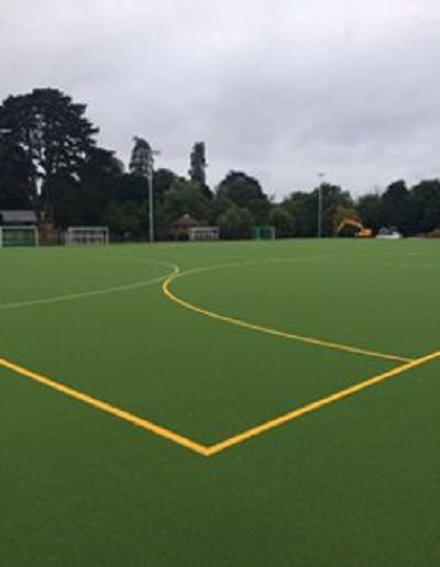 MUGA completed at Handcross Park School