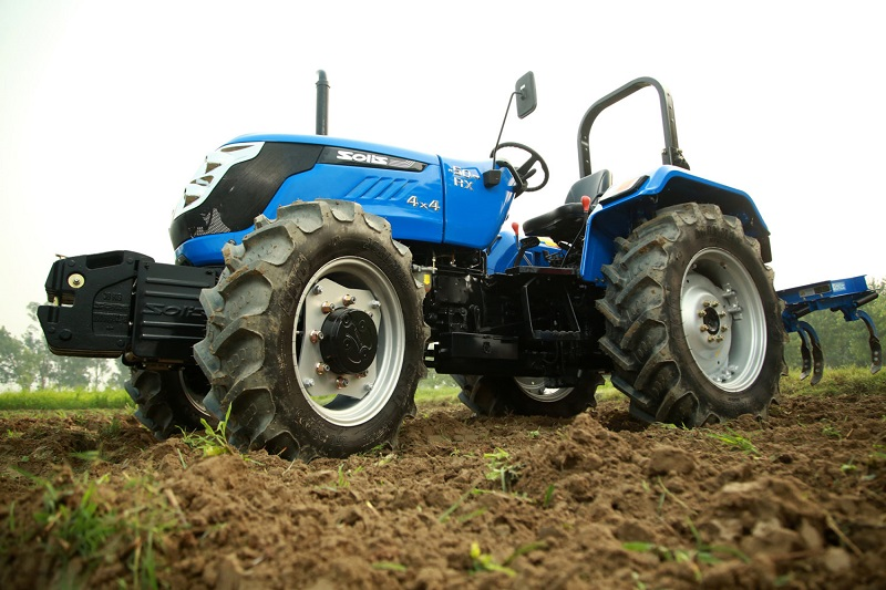 Solis Tractors to exhibit at SALTEX