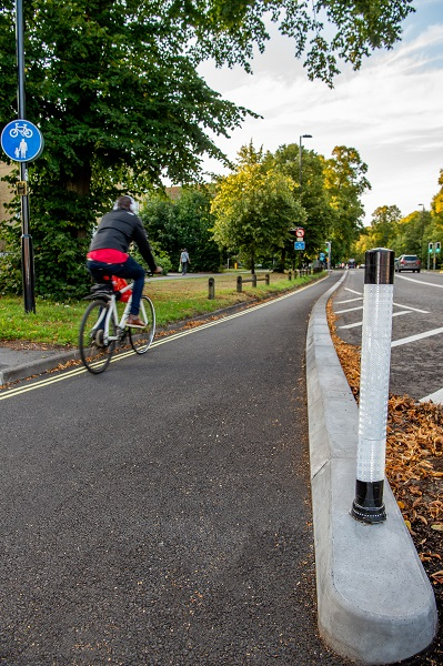 Road safety must be a priority states Charcon amid £2bn Government cycling boost