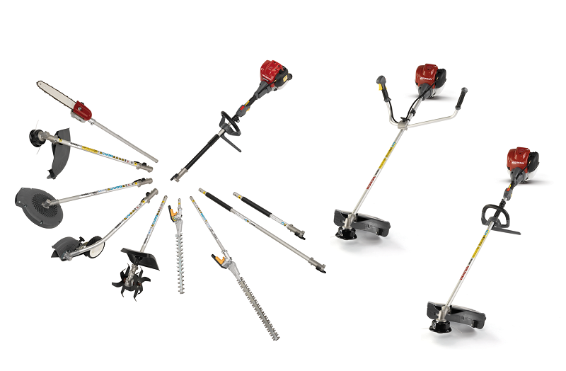 Spaldings expands its groundscare range with Honda power tools and walk-behind mowers