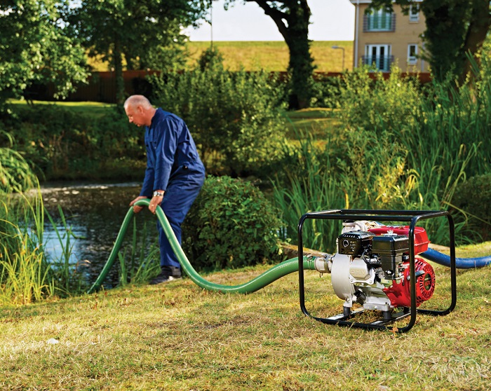 Spaldings adds Honda Industrial pumps to range