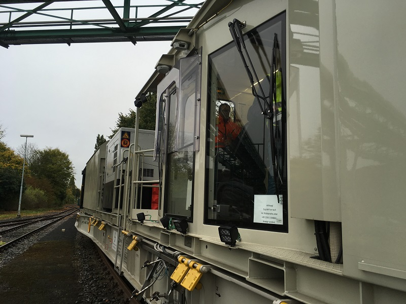 Landmark collaboration delivers high tech weed control to railways